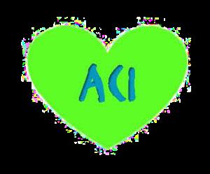 ACI loveheartclear