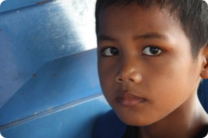 donate - become a child sponsor round
