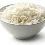 donate, store, bag of rice