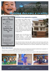 Front page newsletter Aug 14