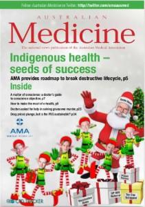 Medical Associations Australian Medicine mag