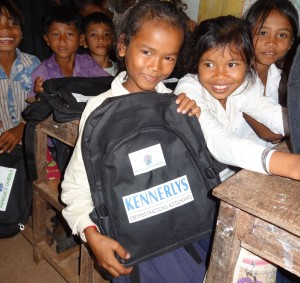 second story - web copy - Helping hand for Khmer primary school students