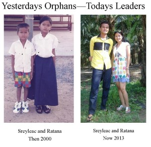 Yesterdays Orphans Tomorrows leaders